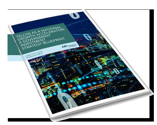 Telcos As An Accelerator 3D Cover
